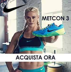 nike metcon 3 scarpe crossfit