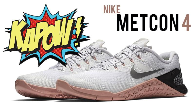 Nike Metcon 4 - Foto e Immagini in anteprima. My Cross Life de8273b36f0
