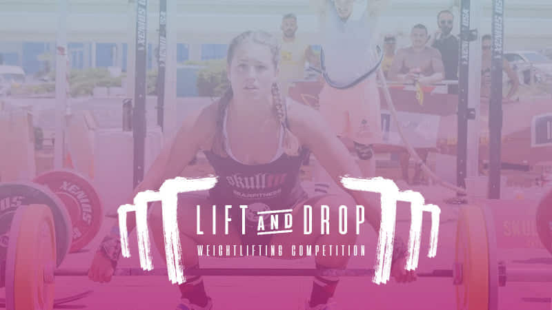 Arriva la Lift&Drop Weightlifting Competition a Torino